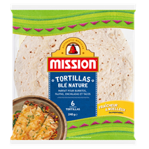 Tortillas Blé Nature